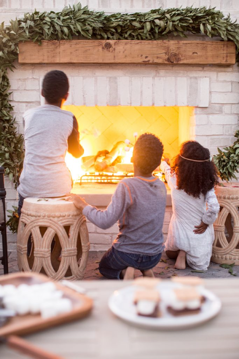 Cold Weather Outdoor Entertaining 7