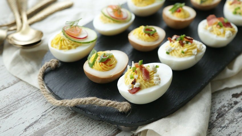 3 Delicious Deviled Egg Recipes