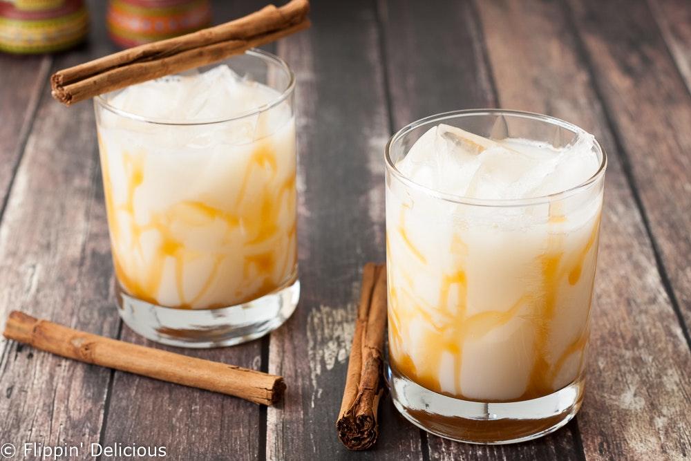 Dulce De Leche Horchata Cocktail 2