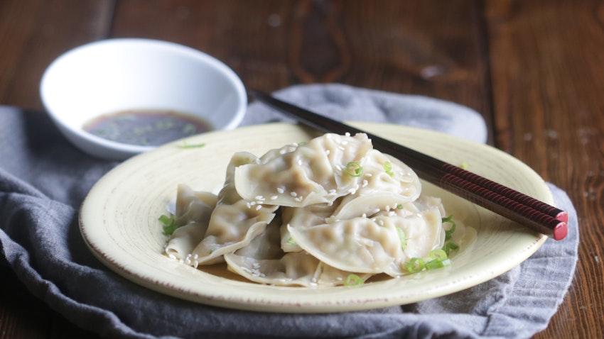 Steamed Pork Dumplings Recipe