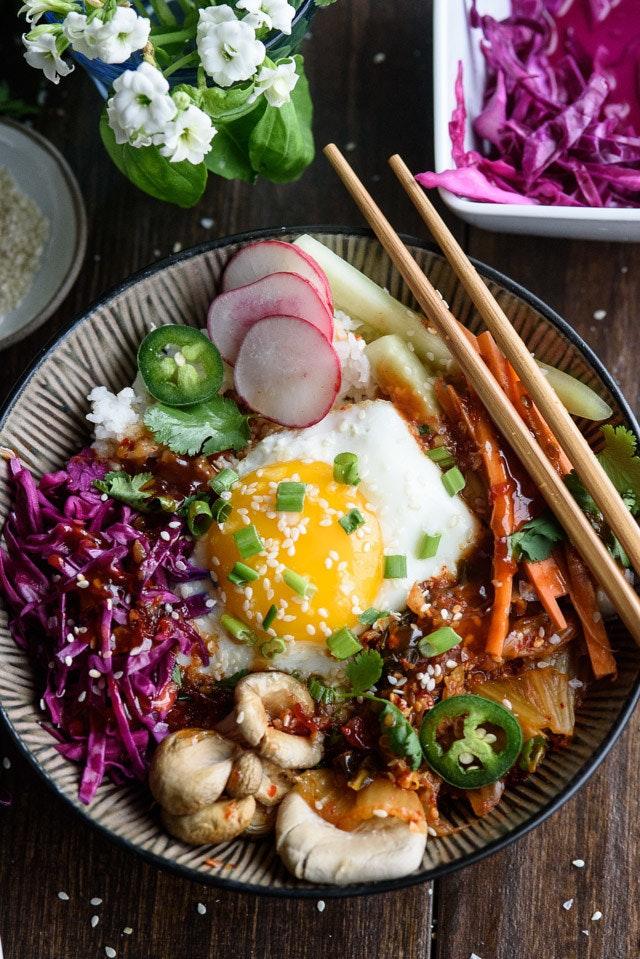 easy-korean-rice-bowl