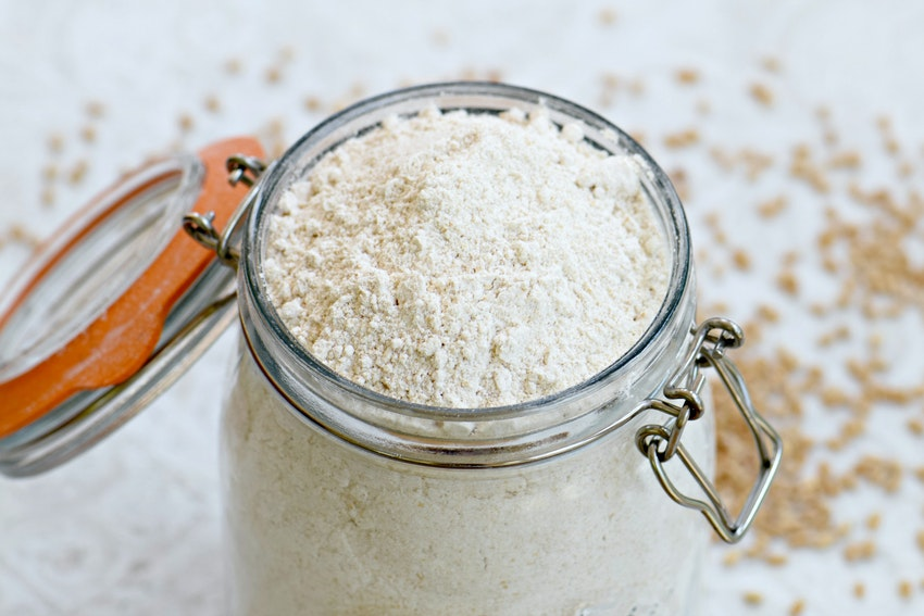 How To: Make Your Own Flours