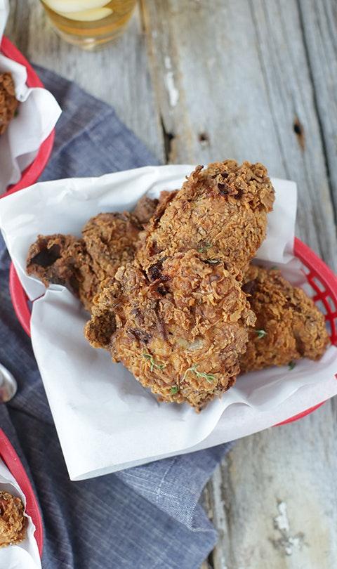 Fried Chicken 15