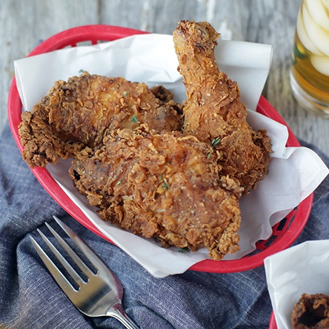 Fried Chicken 16