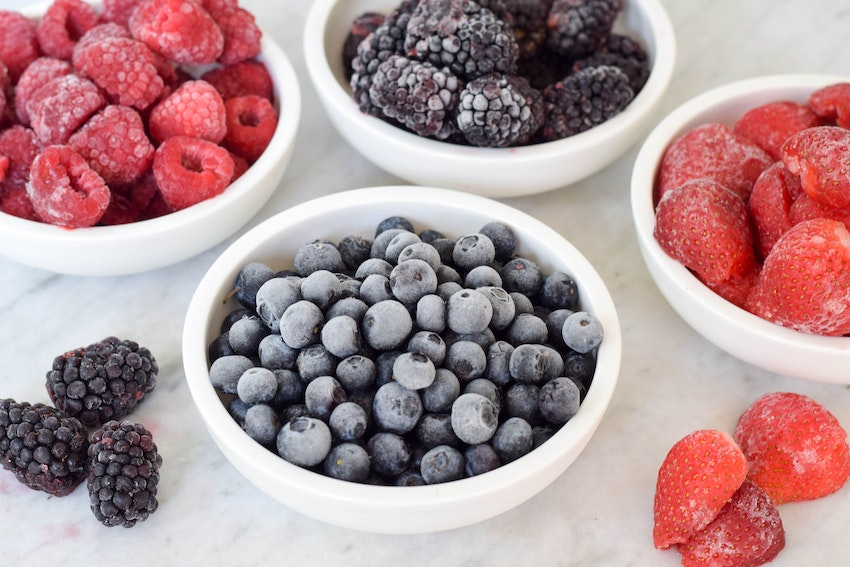 How to Freeze and Use Summer Berries