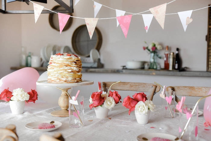 Throw the Sweetest Galentine's Day Party
