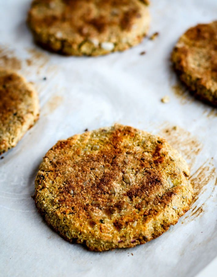 Grain Free And Gluten Free Vegan Veggie Burgers Soy Free 2 Of 1 2