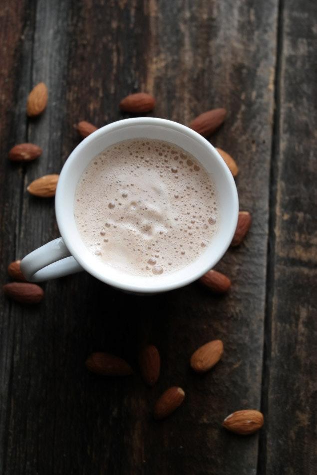 Healthy Chai Tea Latte