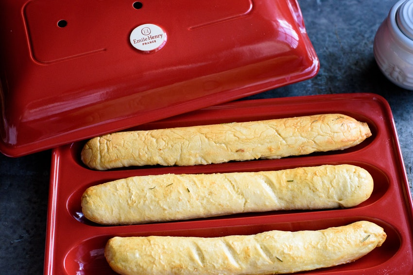How to Make Perfect Baguettes At Home
