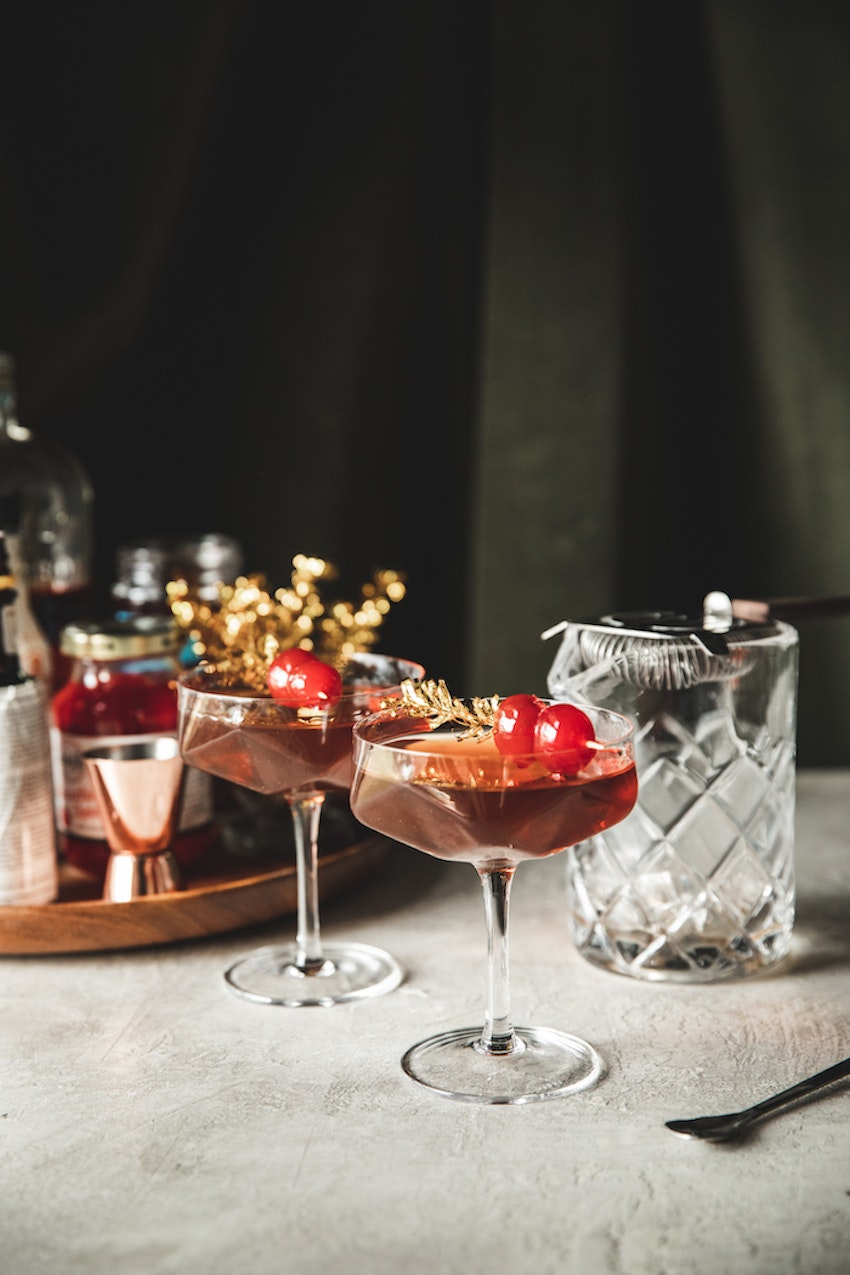 3 Cocktails to Make This Holiday Season