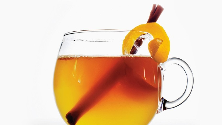 Honey Bourbon Toddy