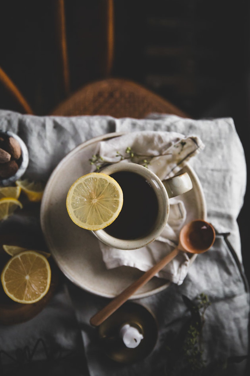A Classic Hot Toddy to Keep the Sniffles at Bay