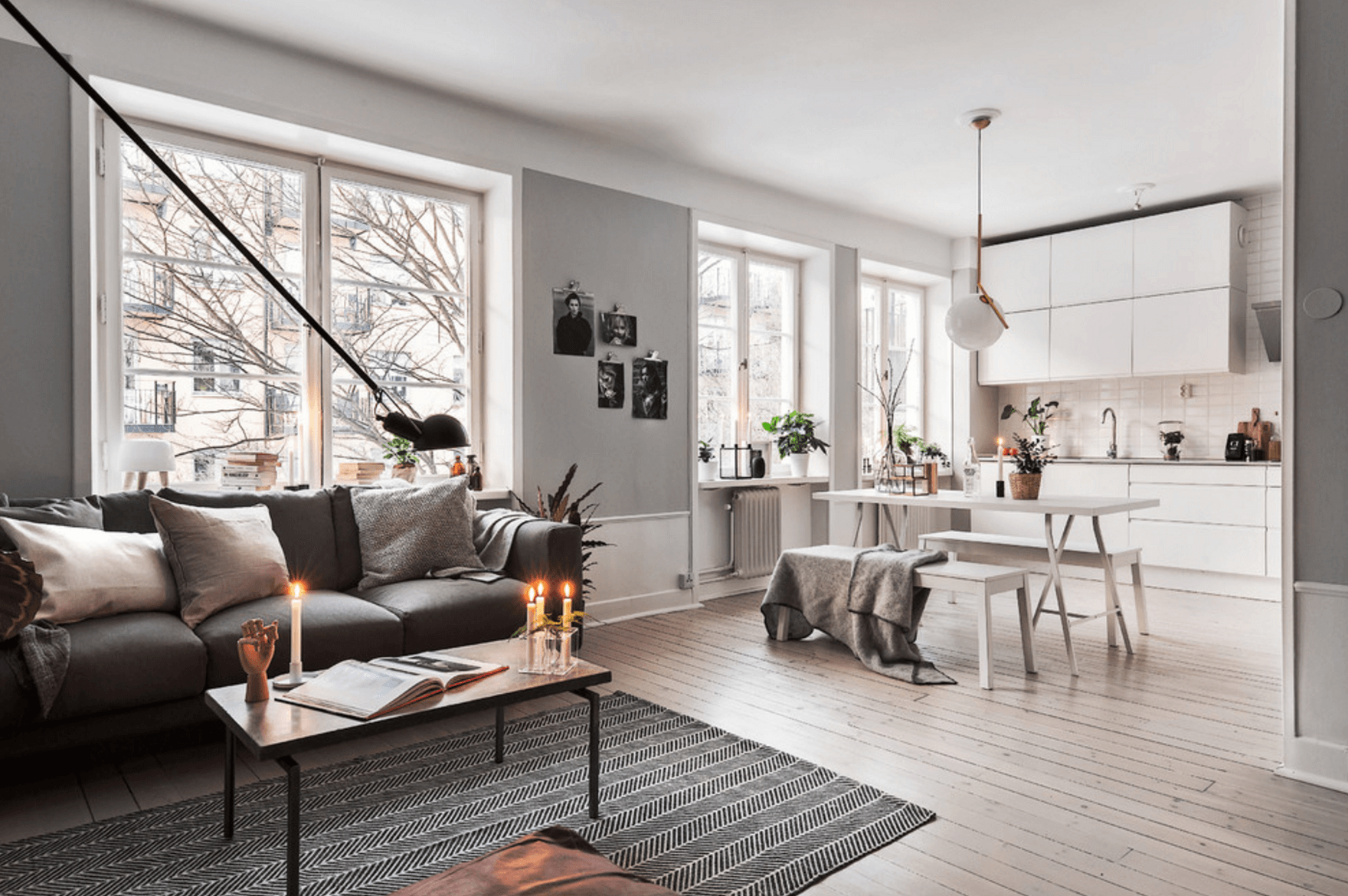 Scandinavian Decorating Ideas to Steal Now
