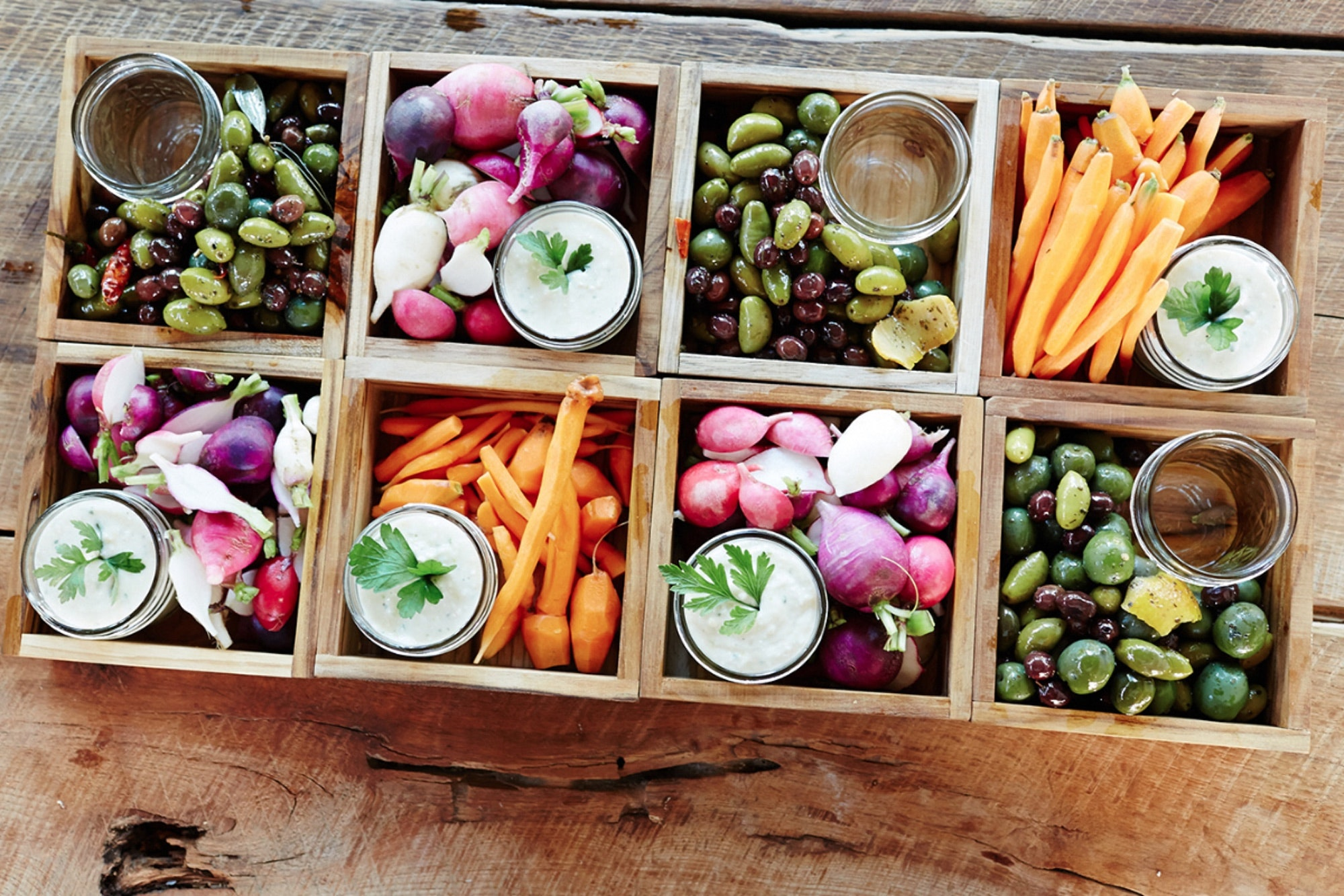 How To Entertain Like A French Girl Vegetables Inspired Home