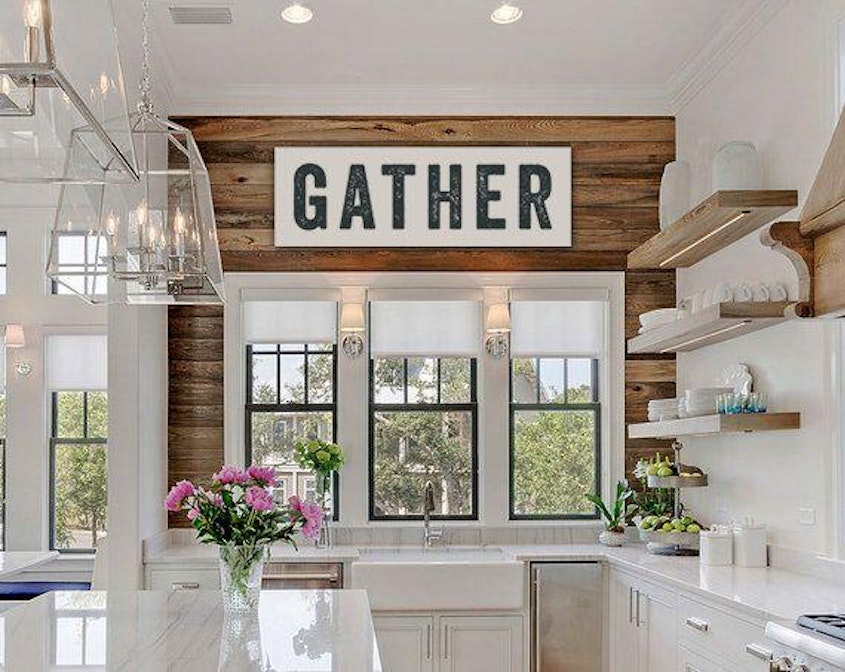 How To Make Your Home Feel Like Chip And Joanna Gaines Inspired 4