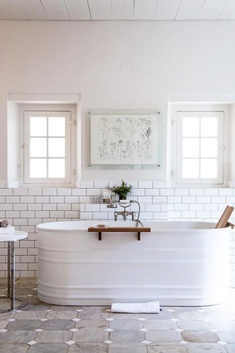how to make your home feel like chip and joanna gaines inspired home 5 - Joanna Gaines Bathroom