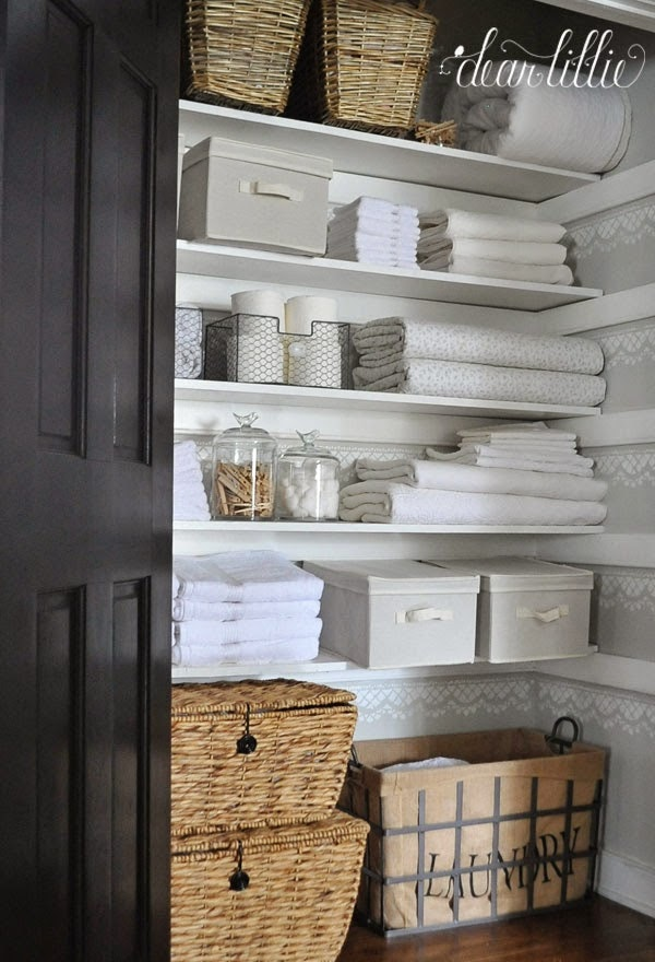 How To Organize Your Linen Closet Inspired Home 11