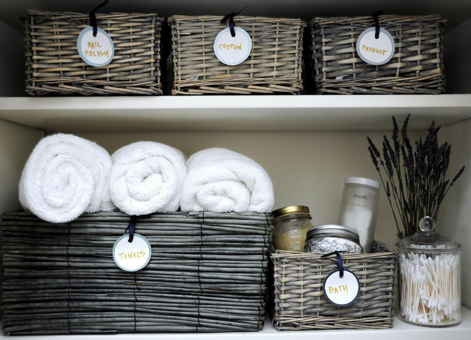 How To Organize Your Linen Closet Inspired Home 5