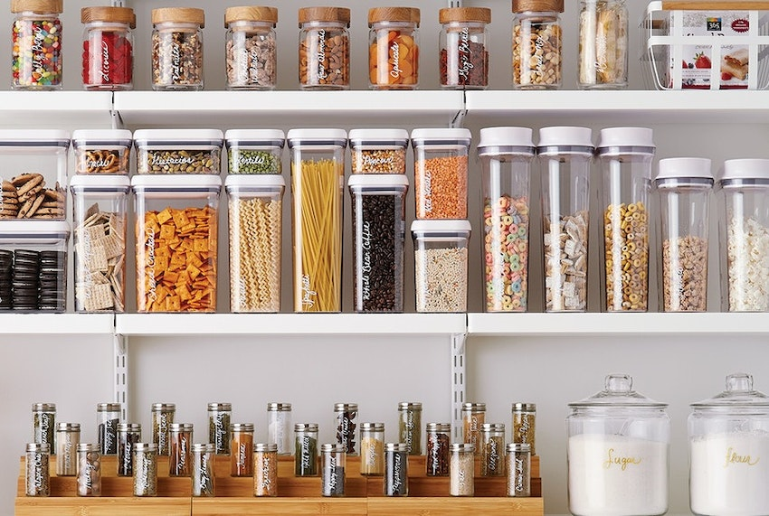 How to Organize Your Pantry in Just 8 Steps