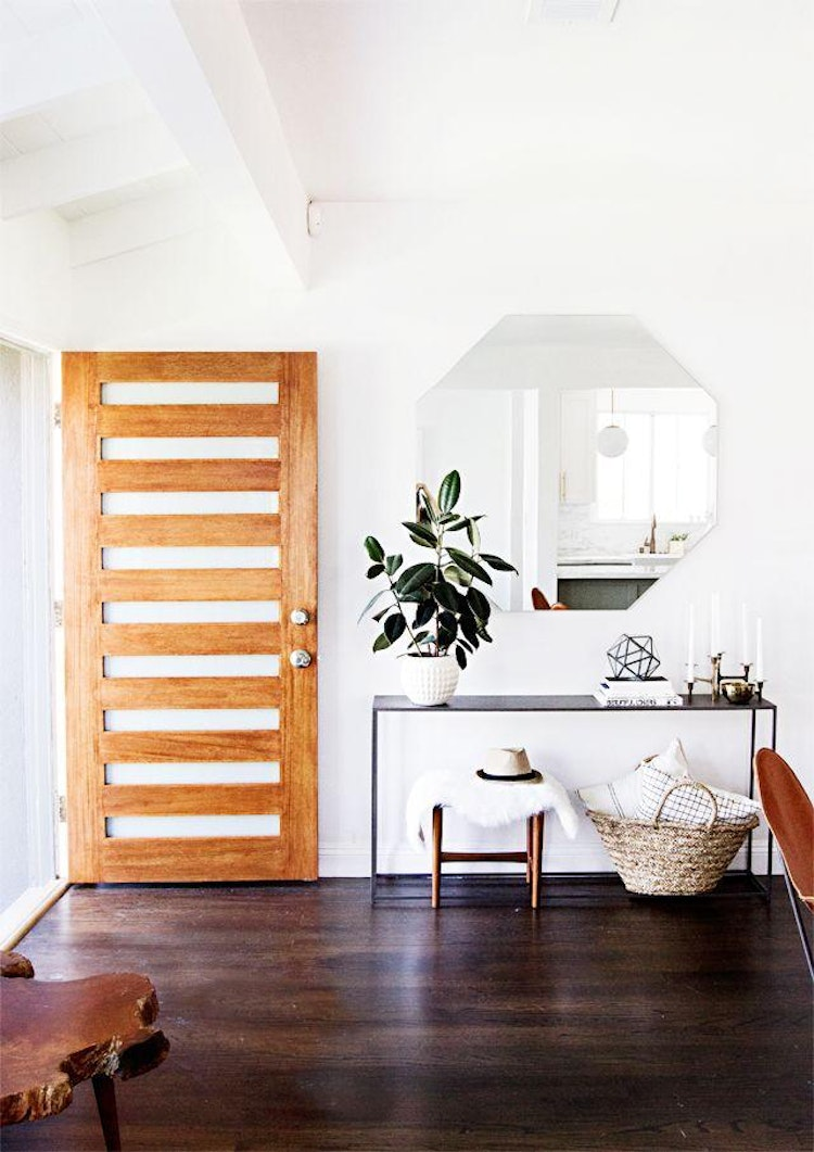 5 Ways to Style a Pinterest-Worthy Entryway
