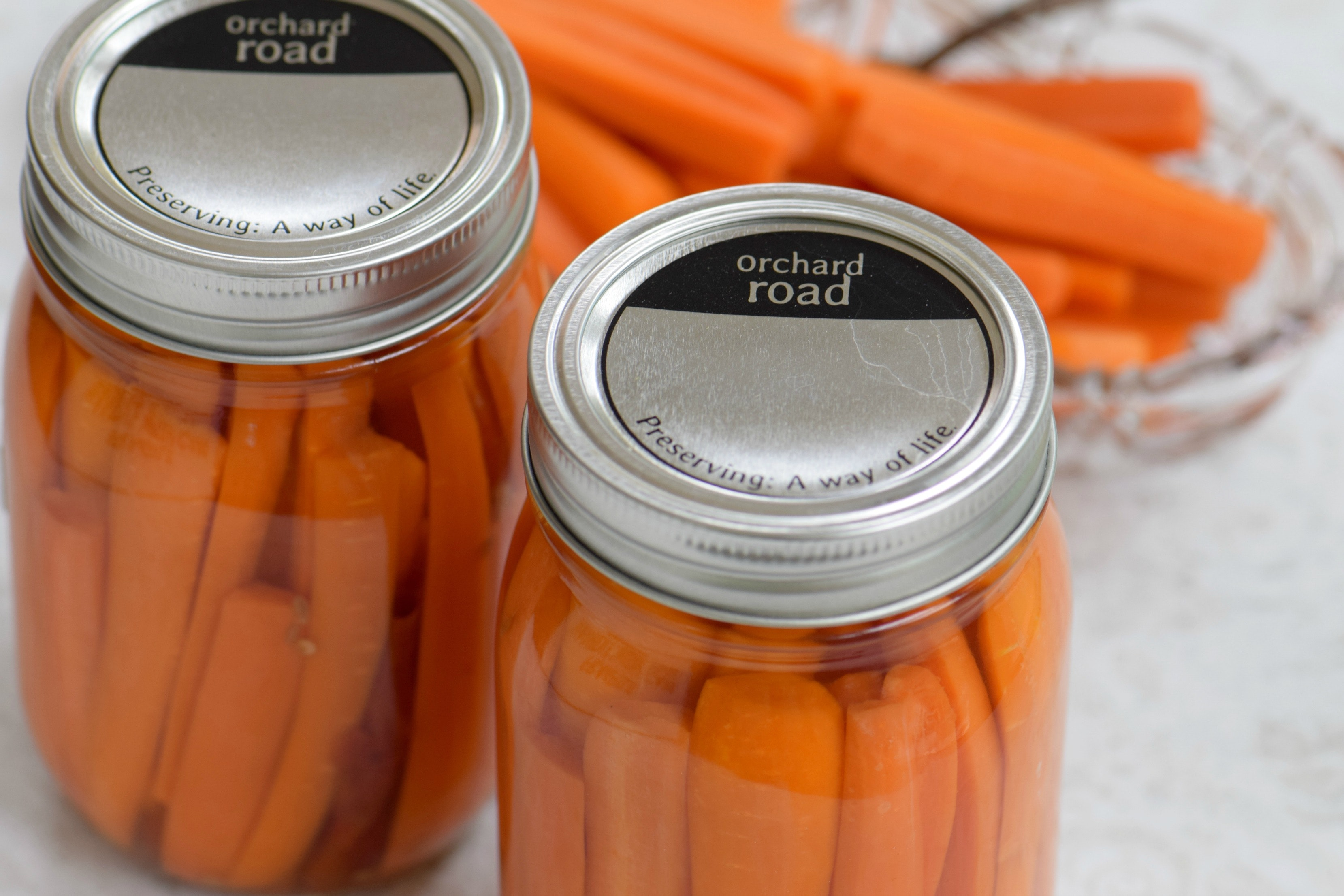Intro To Pickling Lids