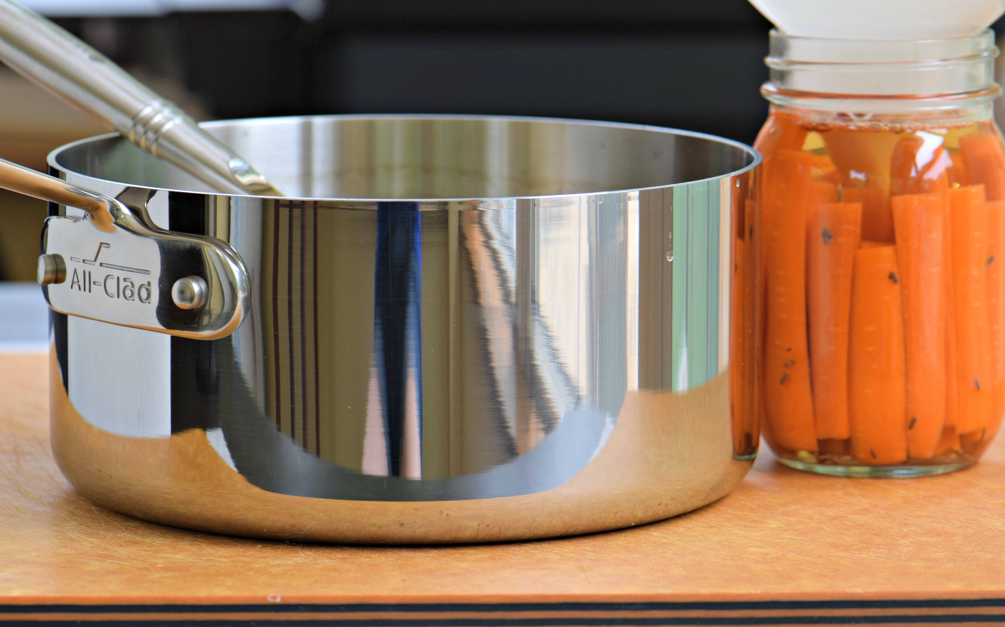 Intro To Pickling Pot Jar