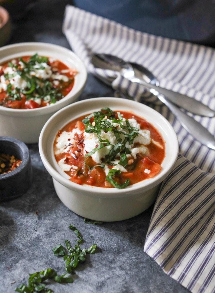 Lasagna Soup With Sausage And Kale 3