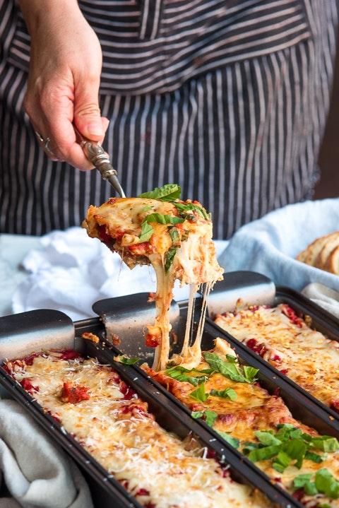 Lasagna Trio Pan 8