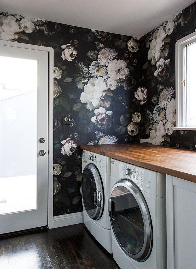 Laundry Room Tips Wallpaper Inspired Home