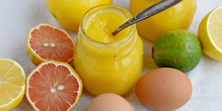 Homemade Lemon Curd to Brighten Up Winter