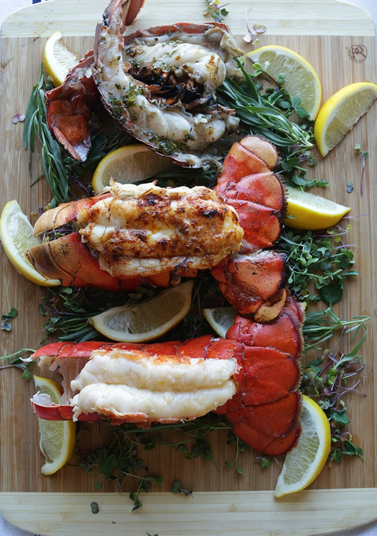 How To Cook Lobster Billy Parisi The Inspired Home