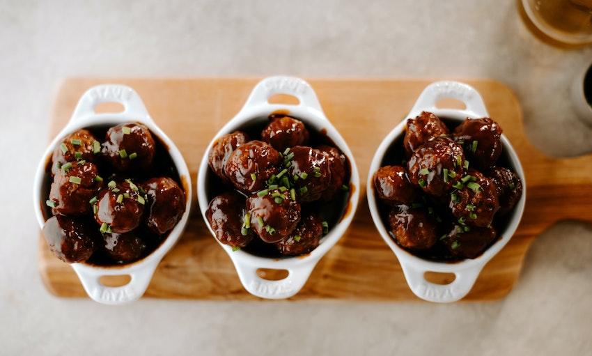 3 Ingredient Meatballs for Easy Entertaining