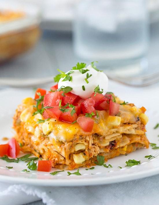 Mexican Lasagna Srgb