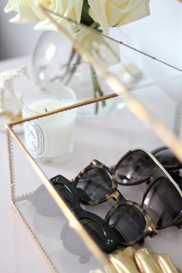 Organize Sunglasses