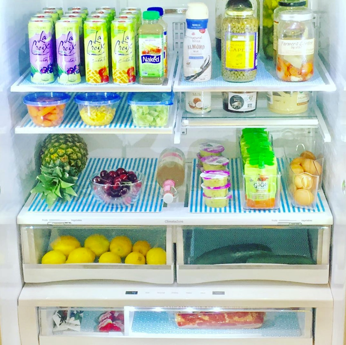 Organize Your Refrigerator Fridge Coaster Inspired Home