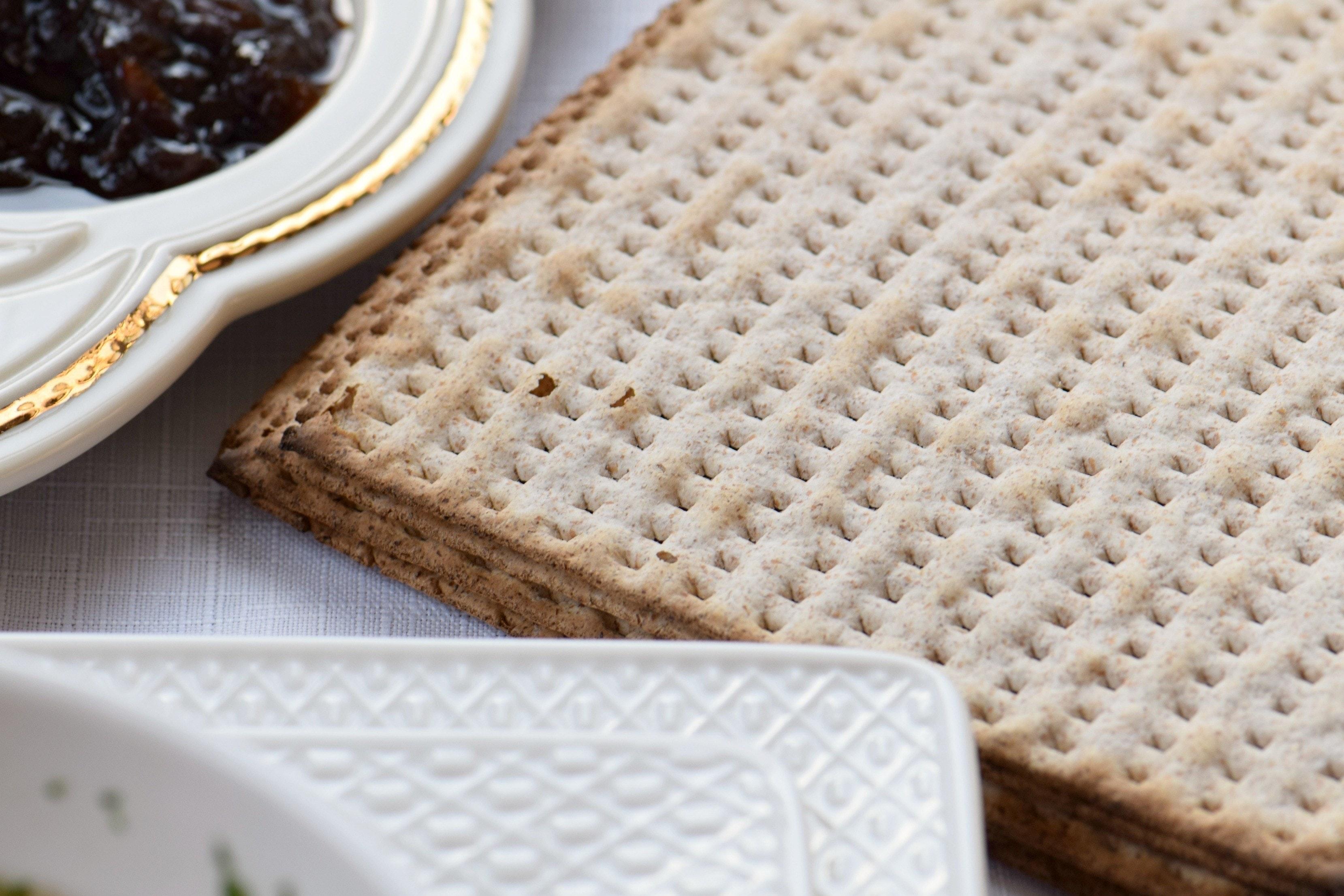 passover-matzo