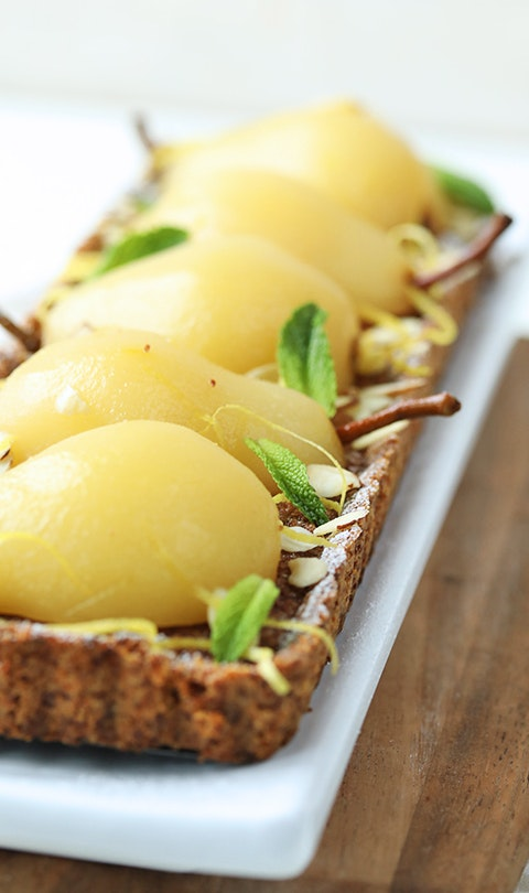 Pear Tart 15