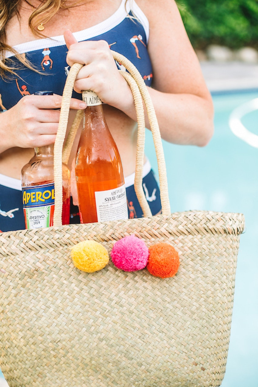 5 Pool Bag Essentials You Won't Want to Live Without