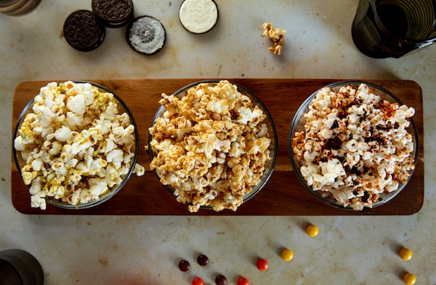 Make Movie Night Special with These Homemade Popcorn Seasonings