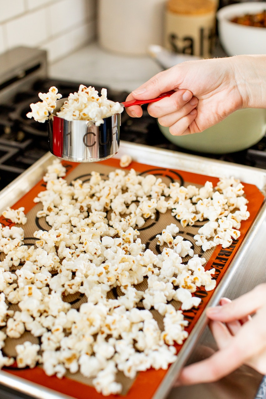 3 Healthy Homemade Popcorn Seasonings The Inspired Home