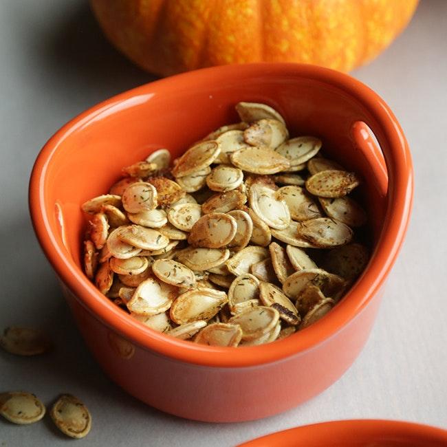 Ranch Pumpkin Seeds