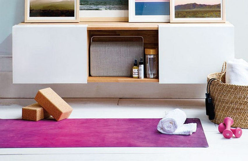 Create A Yoga & Meditation Space To Bliss Out At Home