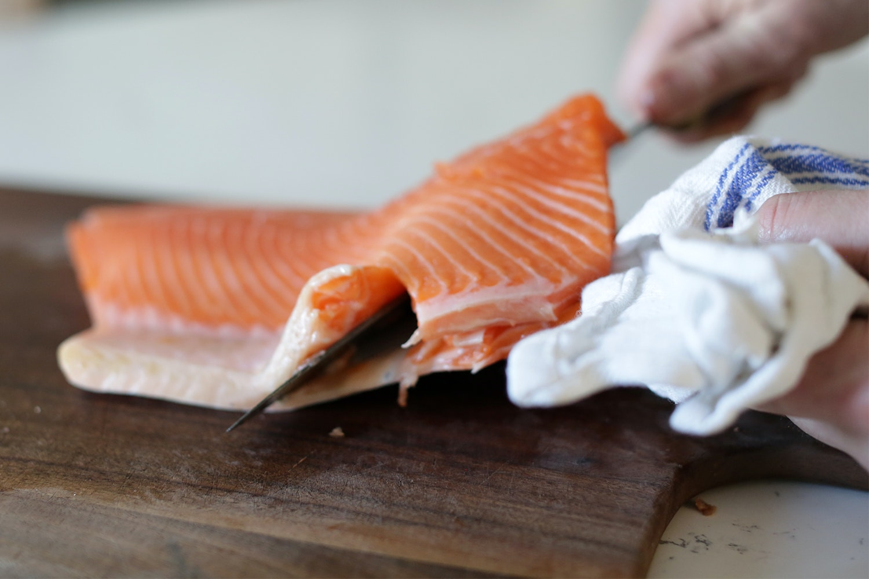 Salmon Patties 1