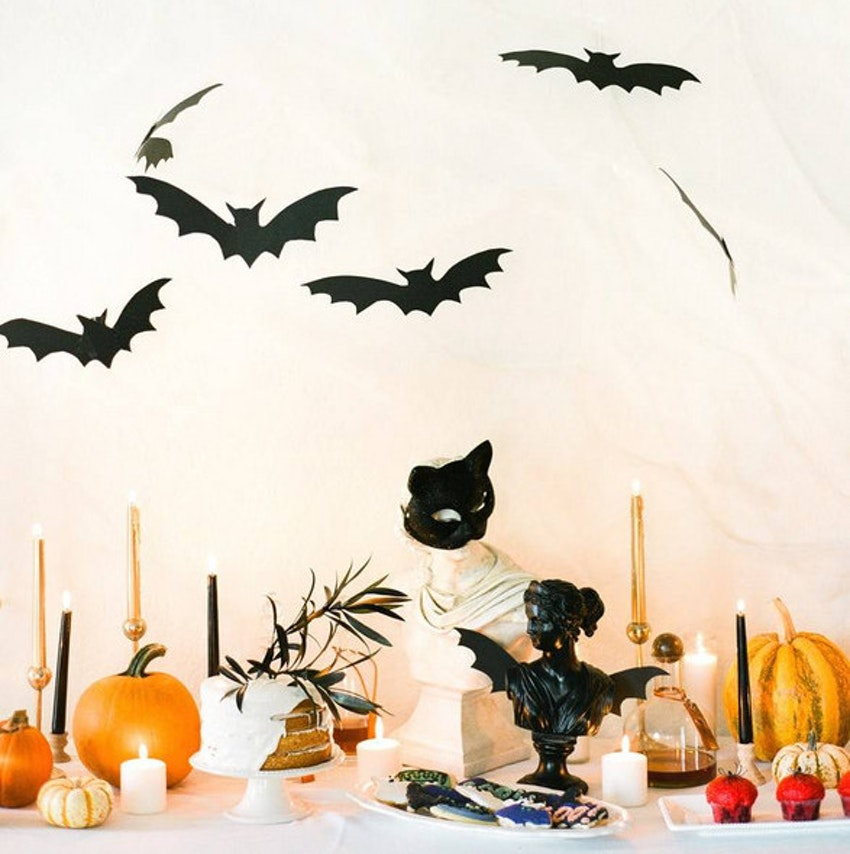 Throw a Slightly Spooky (But Still Classy) Halloween Party