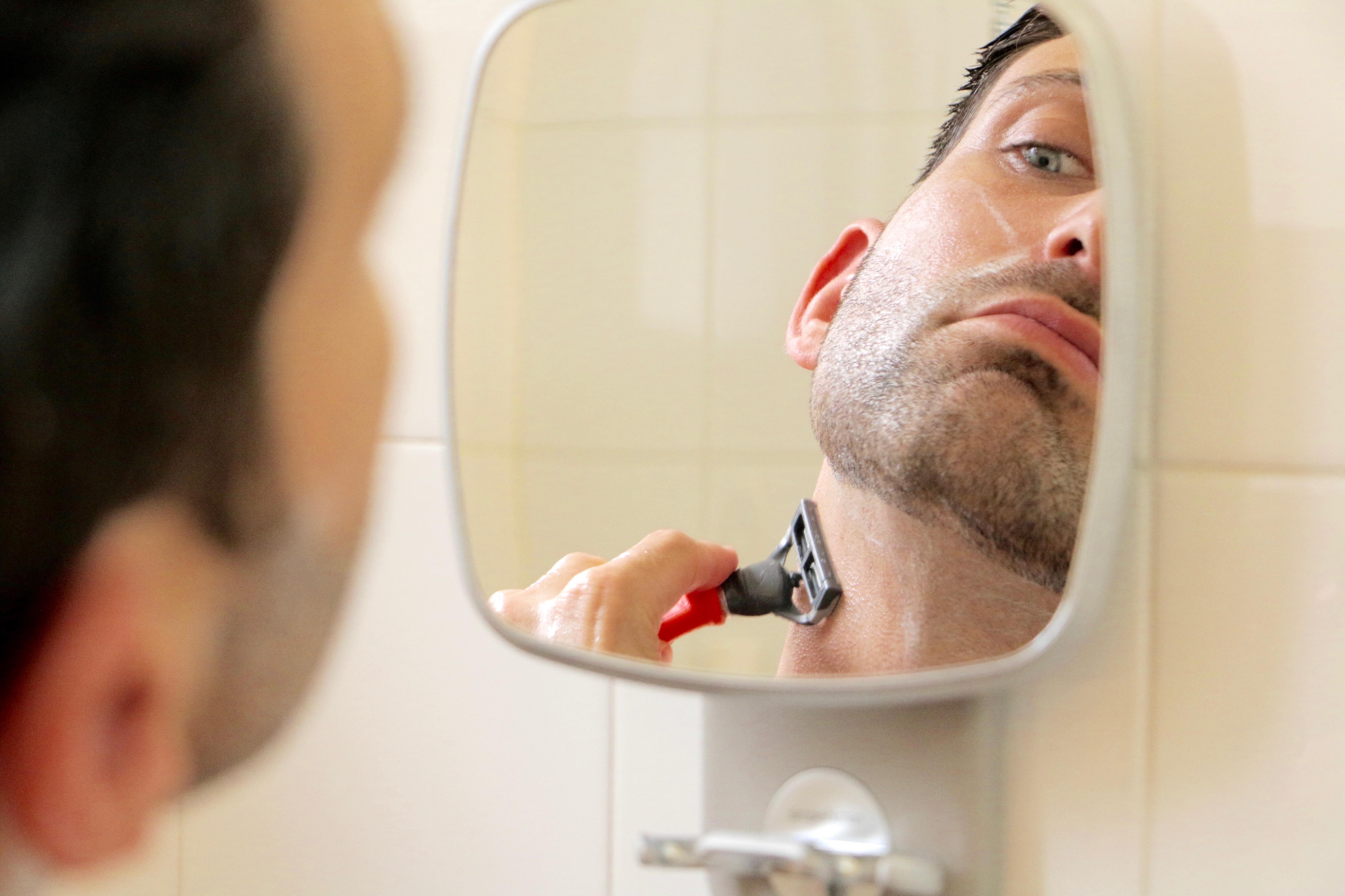 Shaving 12