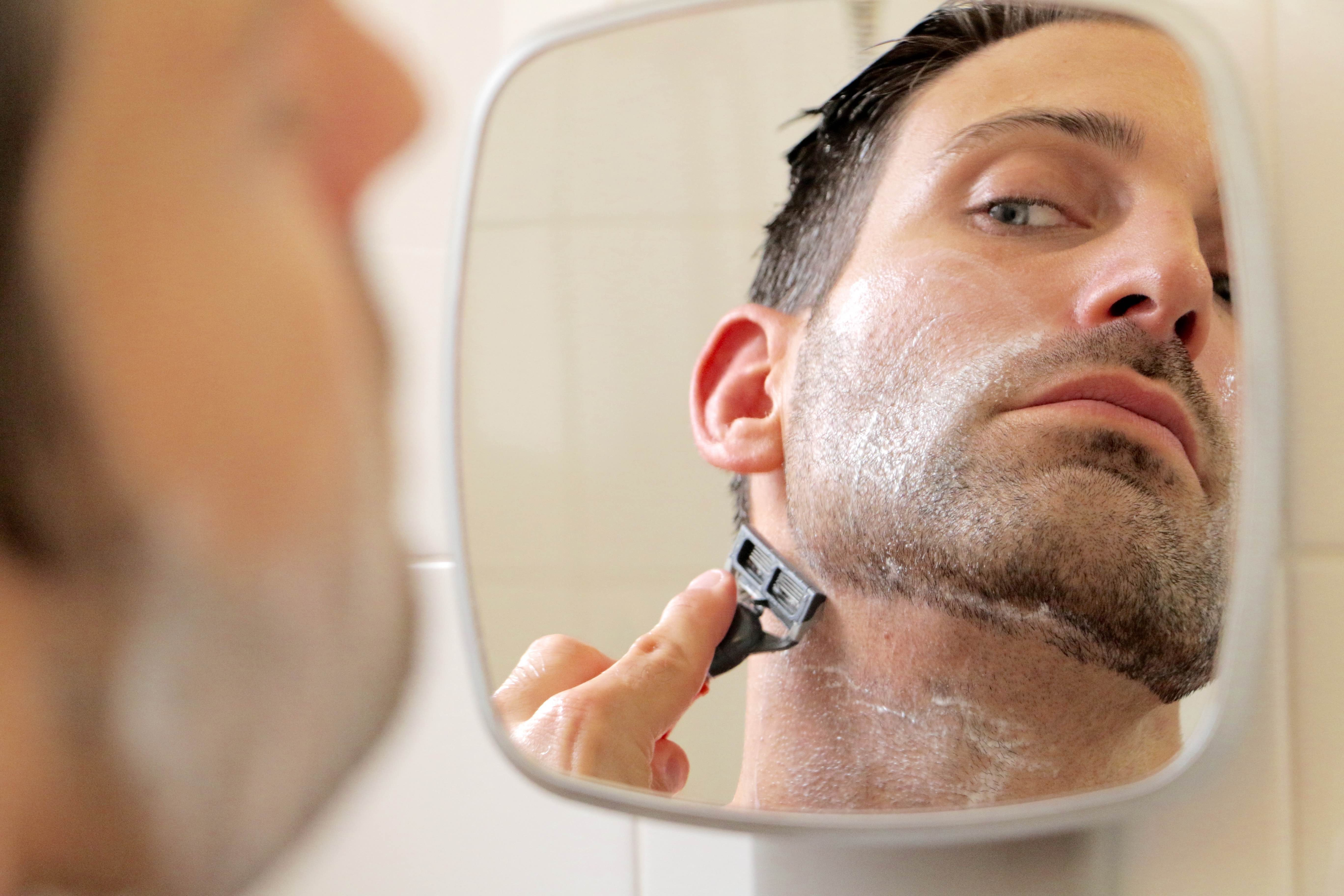 Shaving 9