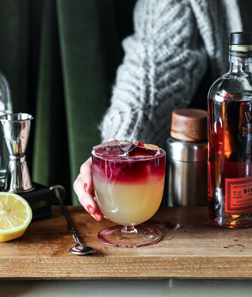New York Sours Are the Perfect Father's Day Cocktail