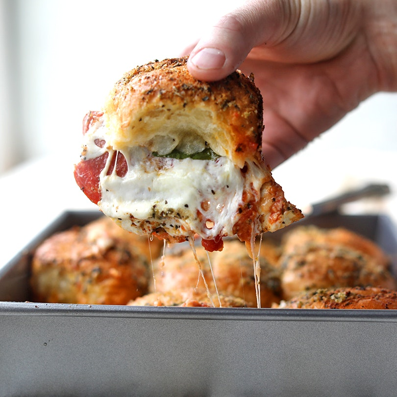 3 Slider Recipes for Your Game Day Tailgate
