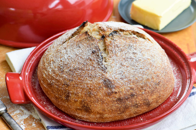 Bake Sourdough Bread at Home