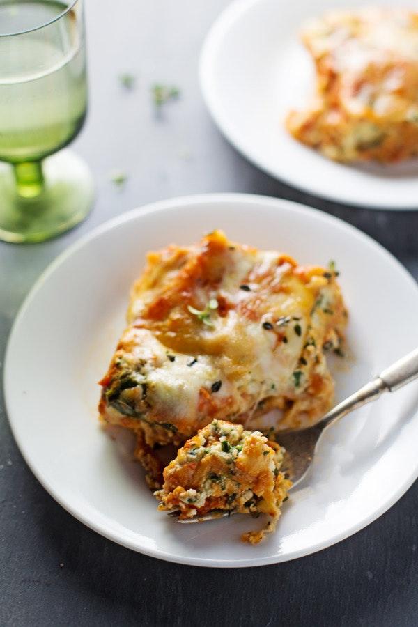 Spinach Lasagna 41